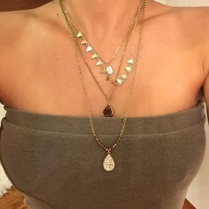 Jewelmint Gemstone Necklaces
